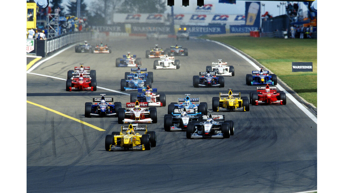 Start - GP Europa 1999