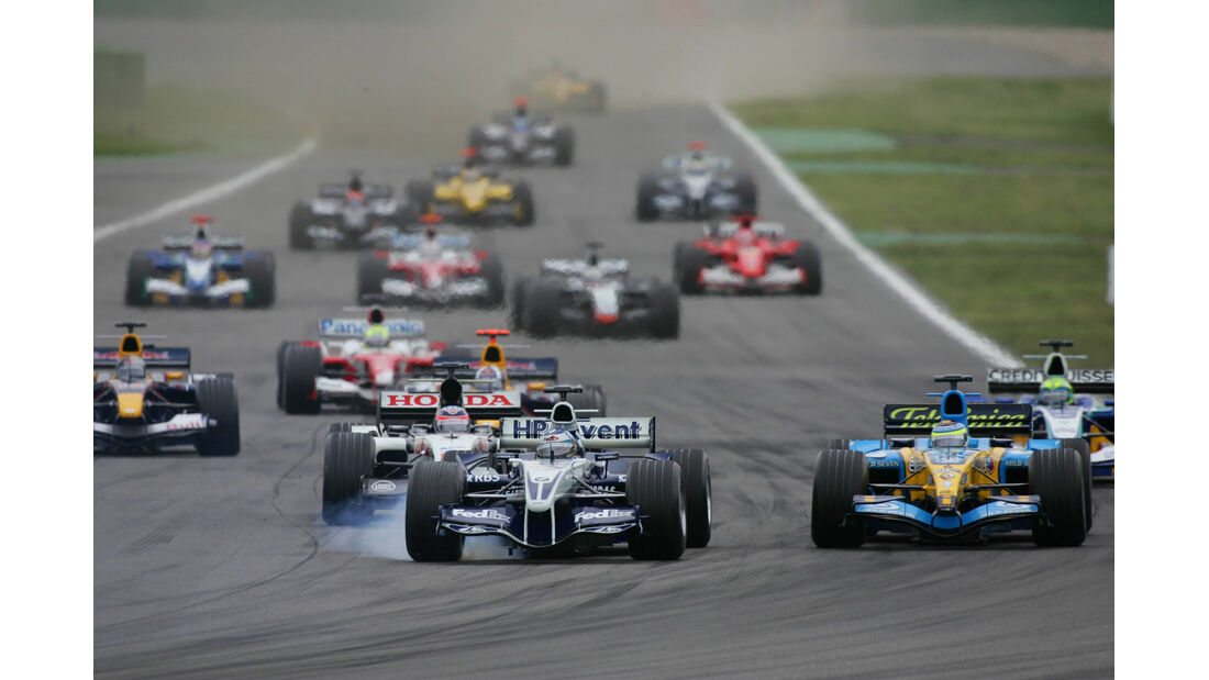 Start - GP Europa 2005