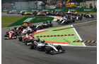 Start - GP Italien 2016