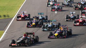 Start GP Japan 2013