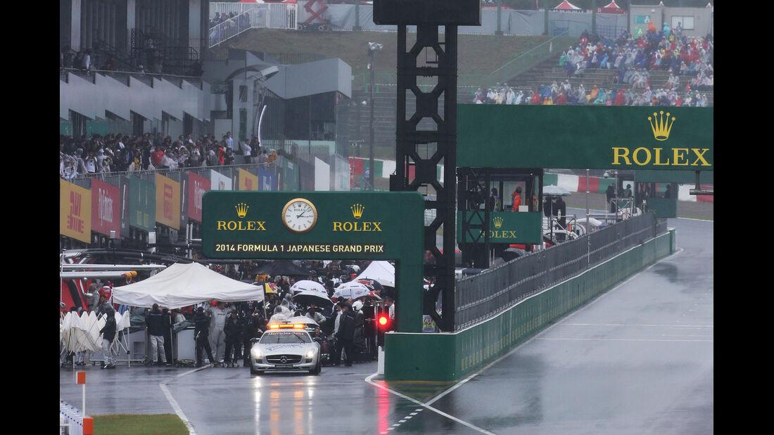 Start - GP Japan 2014