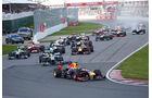 Start - GP Kanada 2013