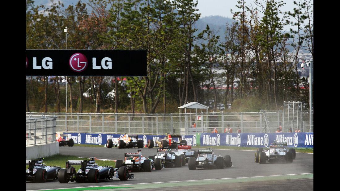 Start GP Korea 2012