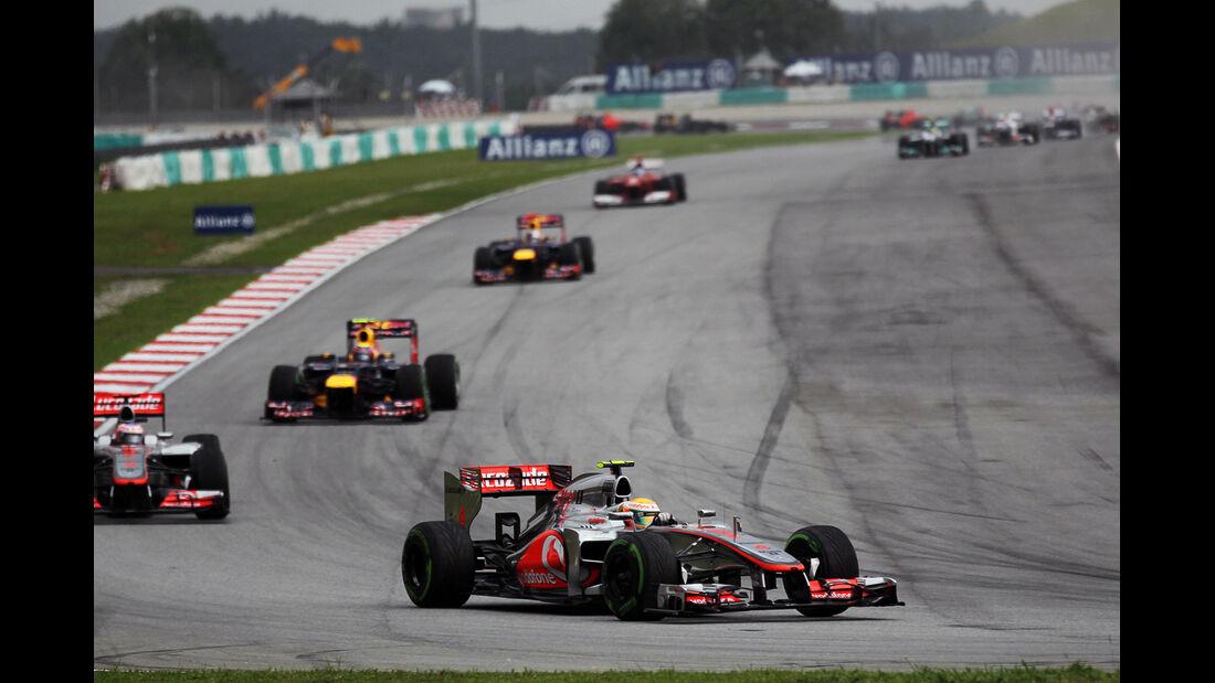 Start GP Malaysia 2012