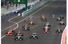 Start - GP Malaysia 2016 - Sepang