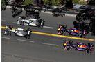 Start GP Monaco 2013