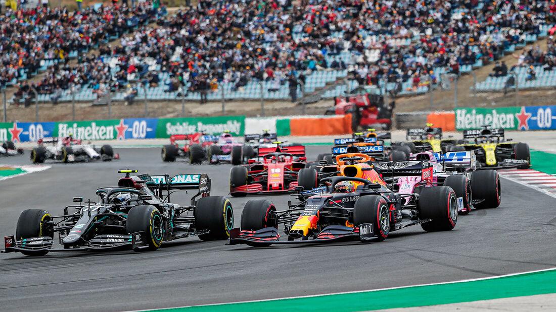 Start - GP Portugal 2020