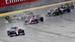Start - GP Türkei 2020 - Istanbul - Rennen