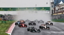 Start - GP Türkei 2021