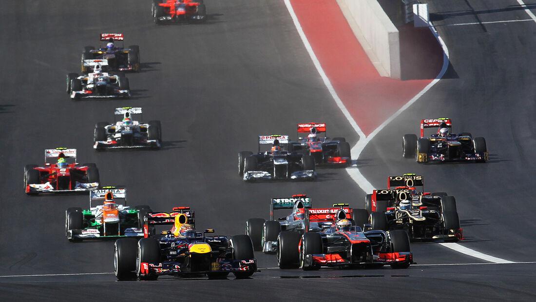 Start GP USA 2012