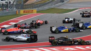 Start - GP USA 2015