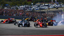 Start - GP USA 2017