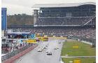 Start Hockenheim Finale DTM 2013
