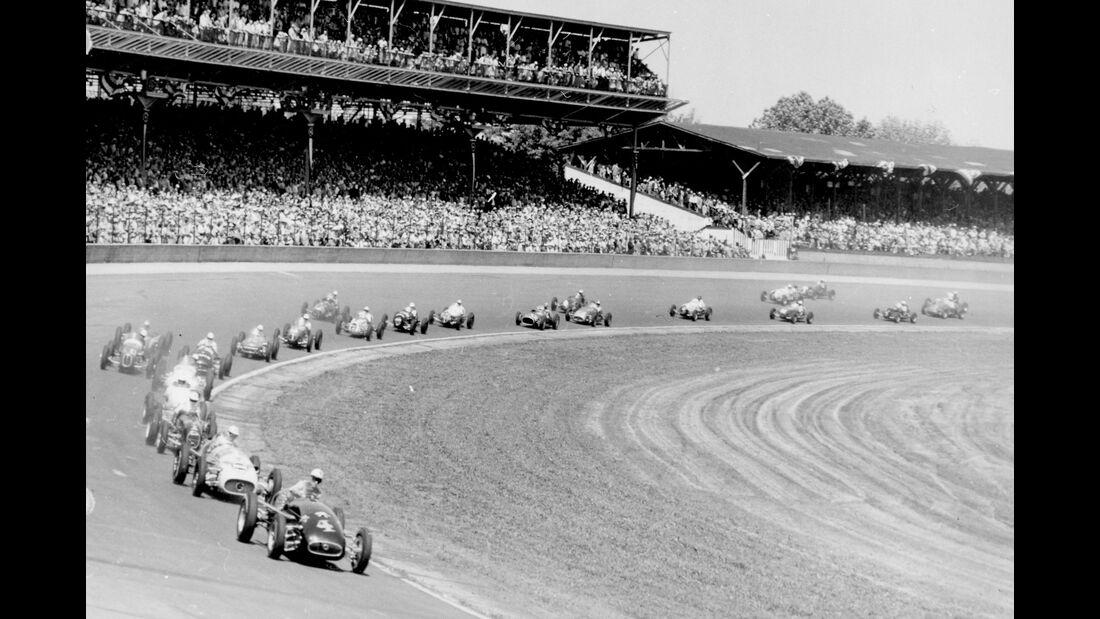 Start - Indy 500 - 1952 - Motorsport