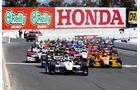 Start - IndyCar - Sonoma - 2015