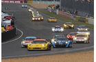 Start Le Mans GT 2012