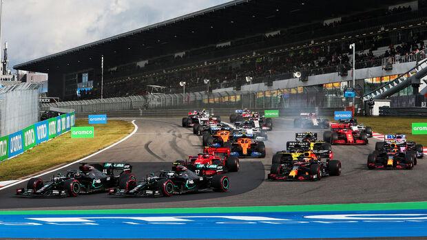 Start - Nürburgring - Eifel Grand Prix - 2020