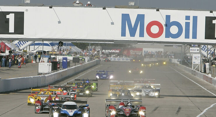 Start Sebring 2008