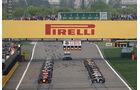 Start - Statistik - GP China 2016