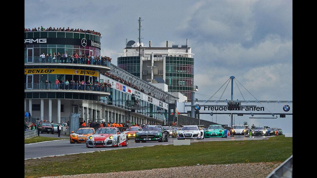 Start - VLN Nürburgring - 3. Lauf - 26. April 2014
