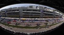 Startaufstellung - GP Russland 2018 - Sotschi - Rennen