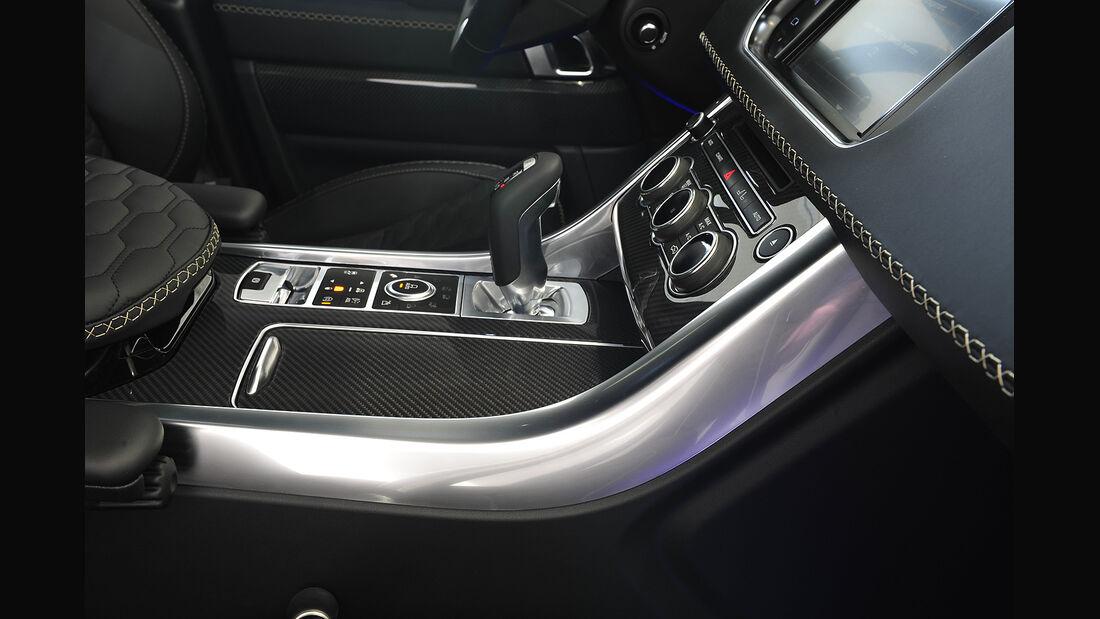 Startech,Range Rover,Widebody,Kit,Armaturen