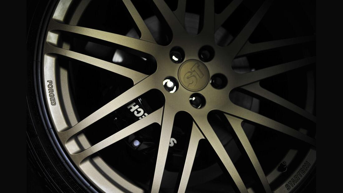 Startech,Range Rover,Widebody,Kit,Felge,Gold