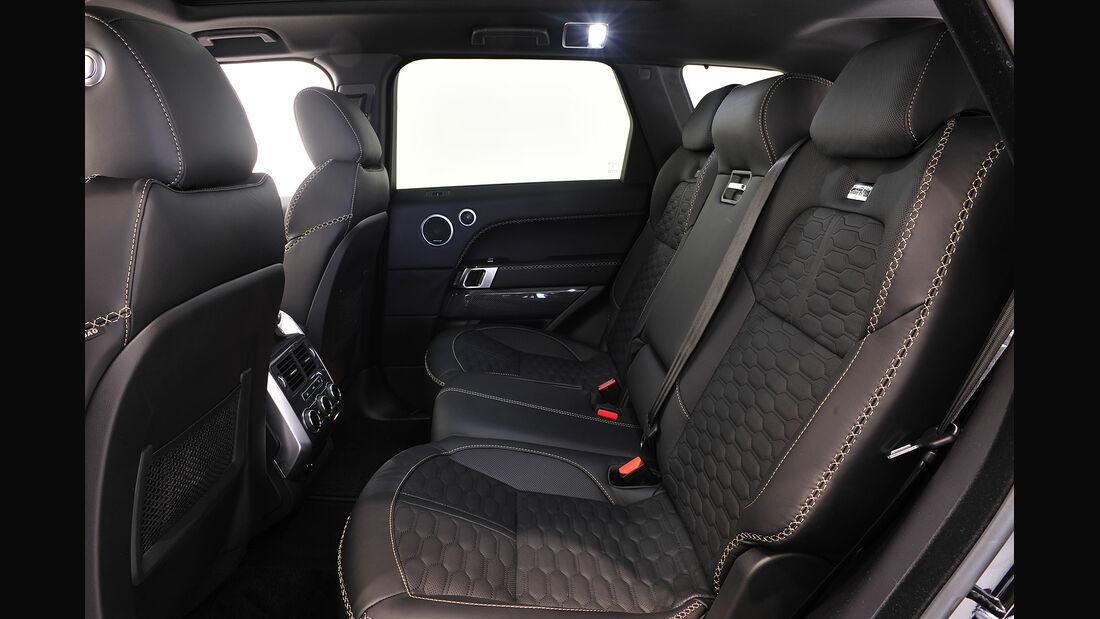 Startech,Range Rover,Widebody,Kit,Rückbank,Fond