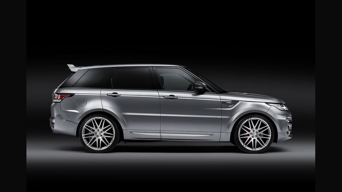 Startech,Range Rover,Widebody,Kit,Seite