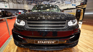 Startech Widebody, Genfer Autosalon, Tuning, 03/2014