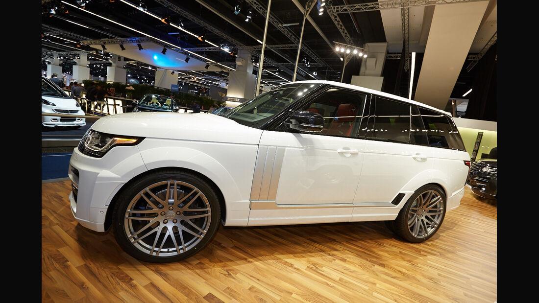 Startech Widebody Ranger Rover, Tuner