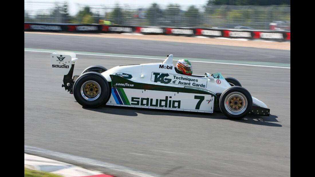 Starterklasse Eifelrennen, BOSS GP Historische Formel 1