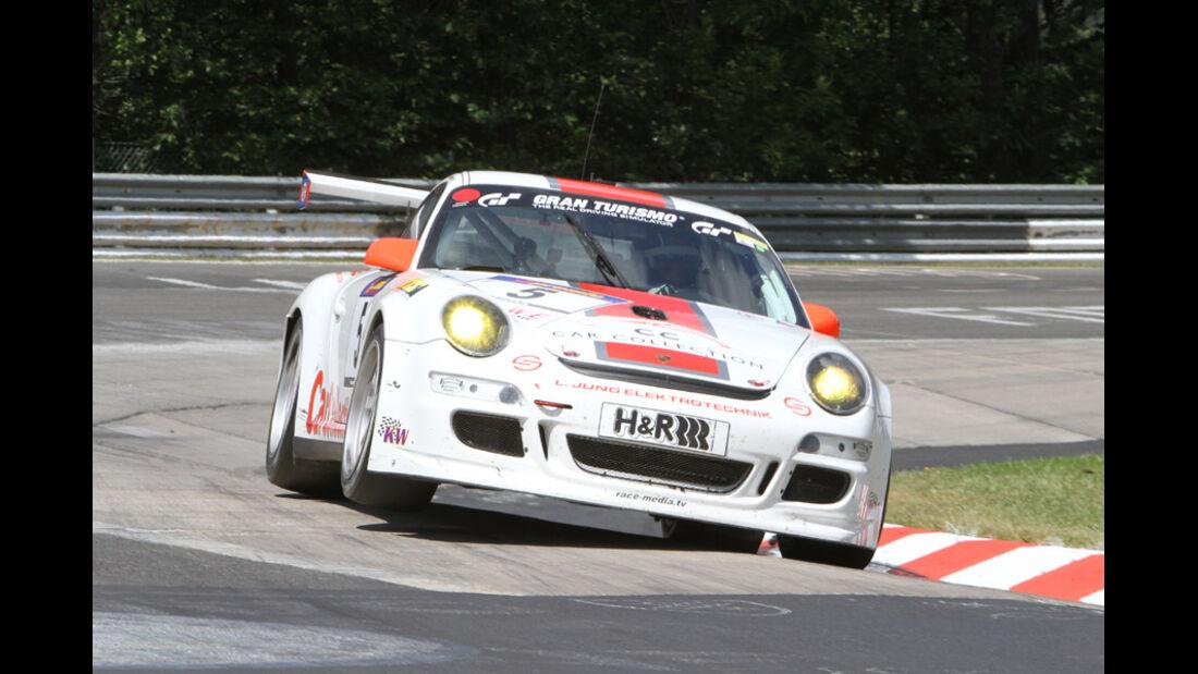 Startnummer #005, VLN, Langstreckenmeisterschaft Nürburgring, 2011