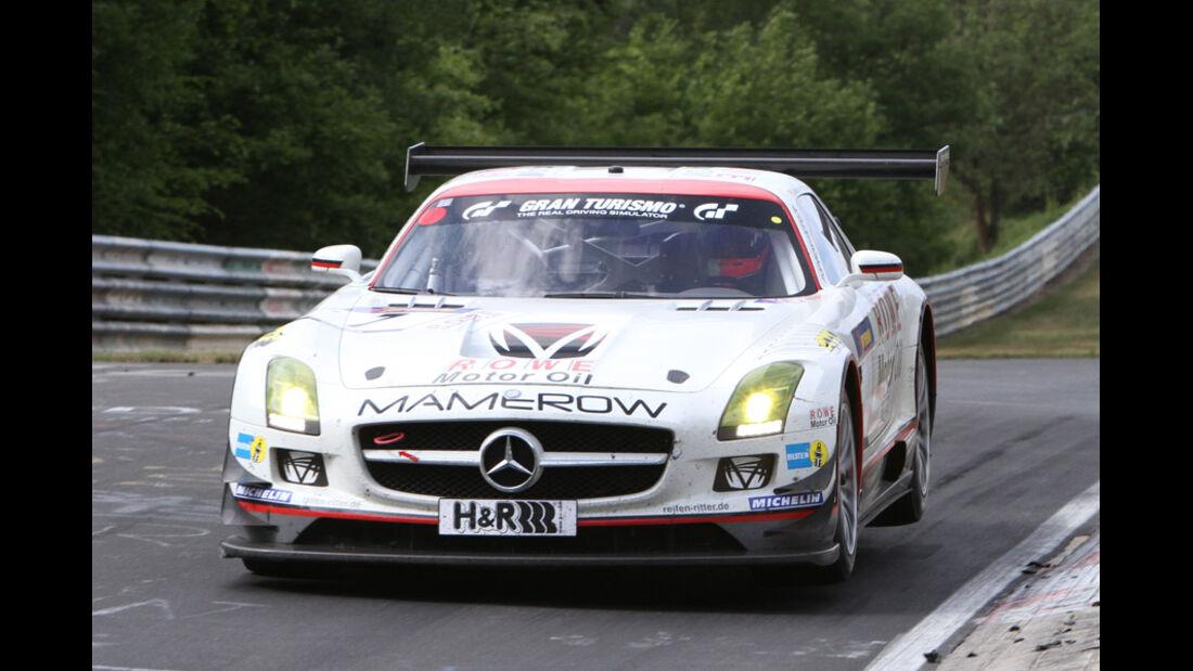 Startnummer #007, VLN, Langstreckenmeisterschaft Nürburgring, 2011