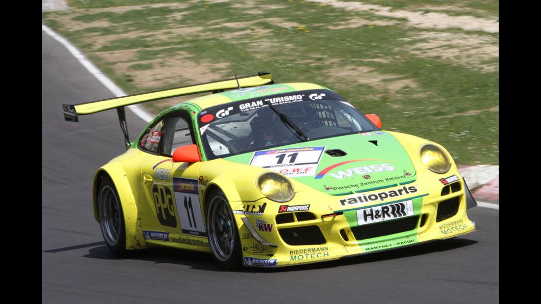 Startnummer #011, VLN, Langstreckenmeisterschaft Nürburgring, 2011