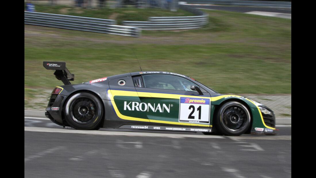 Startnummer #021, VLN, Langstreckenmeisterschaft Nürburgring, 2011