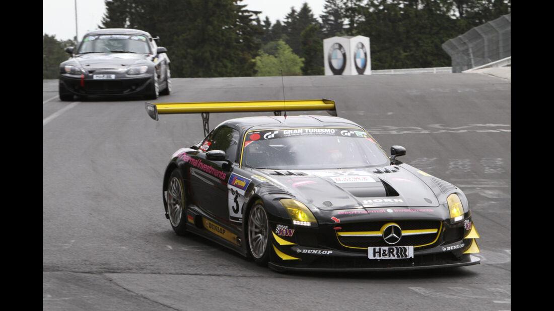 Startnummer #032, VLN, Langstreckenmeisterschaft Nürburgring, 2011