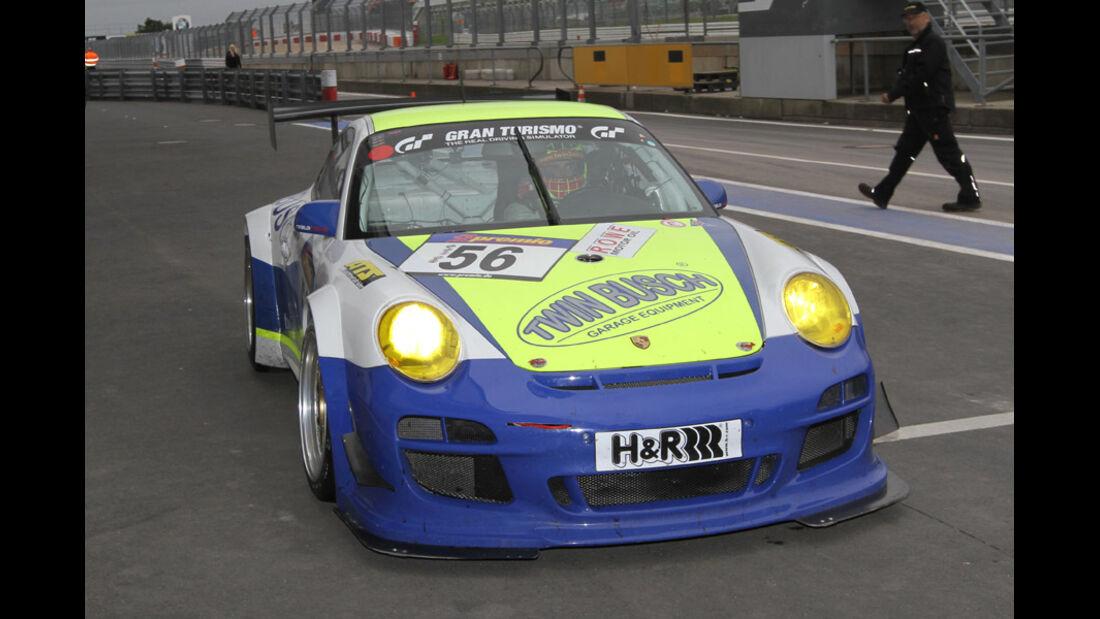Startnummer #056, VLN, Langstreckenmeisterschaft Nürburgring, 2011