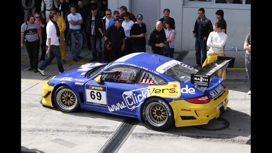 Startnummer #069, VLN, Langstreckenmeisterschaft Nürburgring, 2011