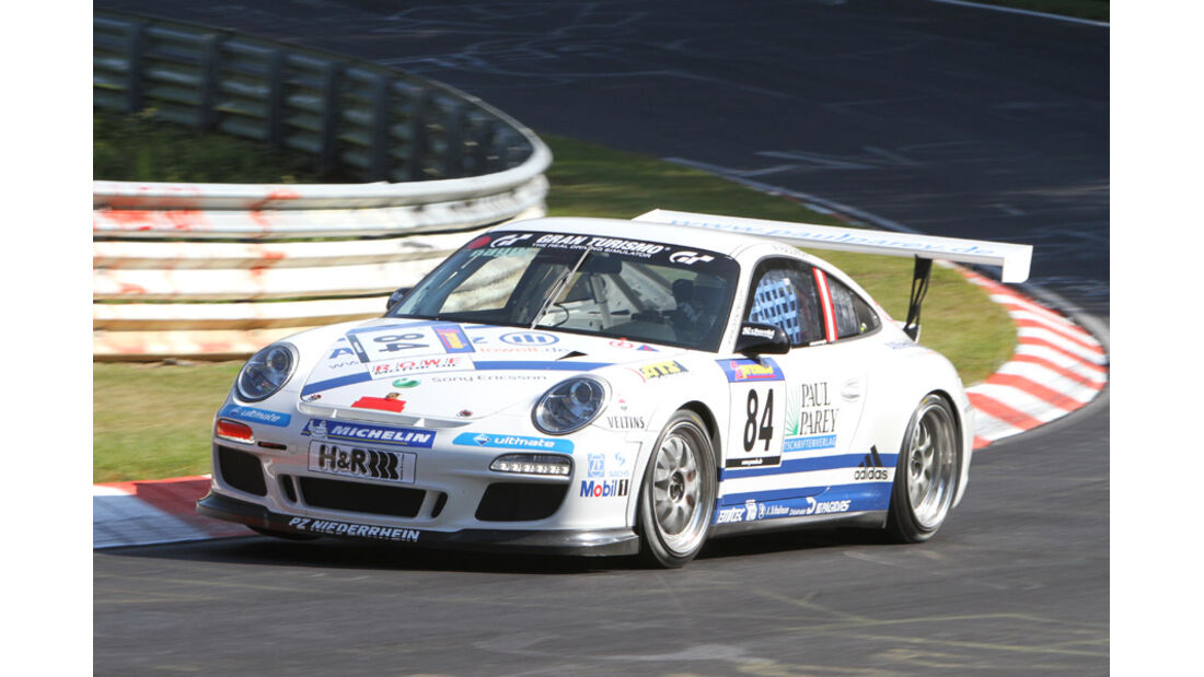Startnummer #084, VLN, Langstreckenmeisterschaft Nürburgring, 2011