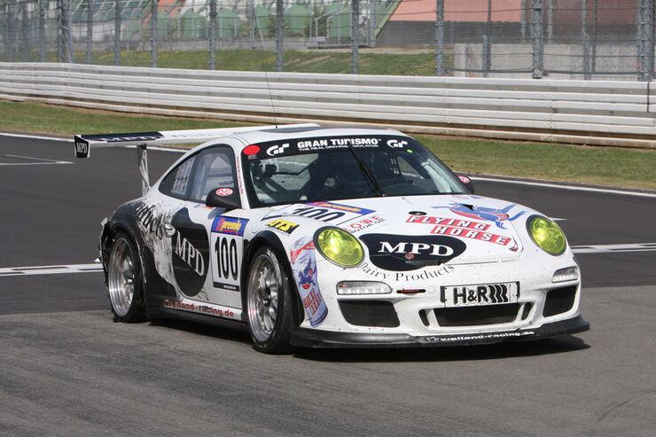 Startnummer #100, VLN, Langstreckenmeisterschaft Nürburgring, 2011