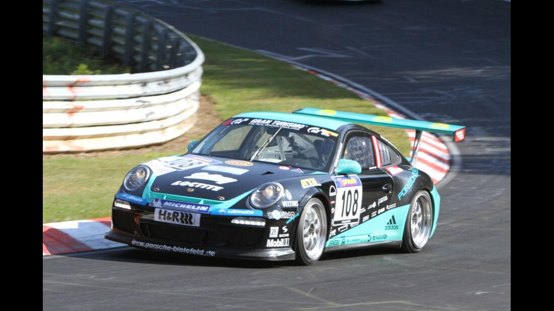Startnummer #108, VLN, Langstreckenmeisterschaft Nürburgring, 2011