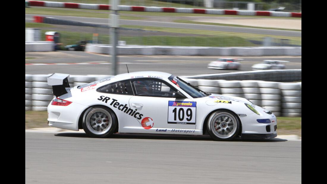 Startnummer #109, VLN, Langstreckenmeisterschaft Nürburgring, 2011