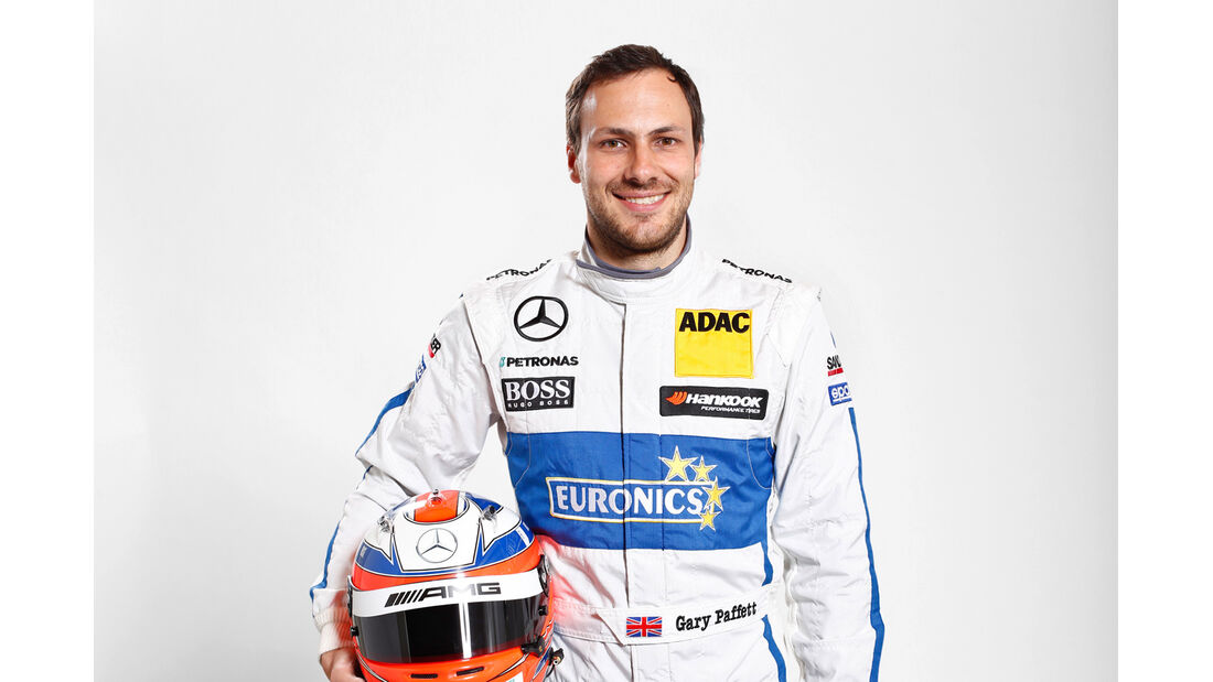 Startnummer 11 - Gary Paffett - Mercedes AMG DTM C-Coupé - DTM 2014