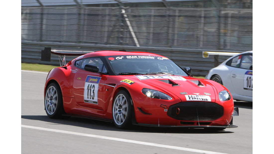 Startnummer #113, VLN, Langstreckenmeisterschaft Nürburgring, 2011