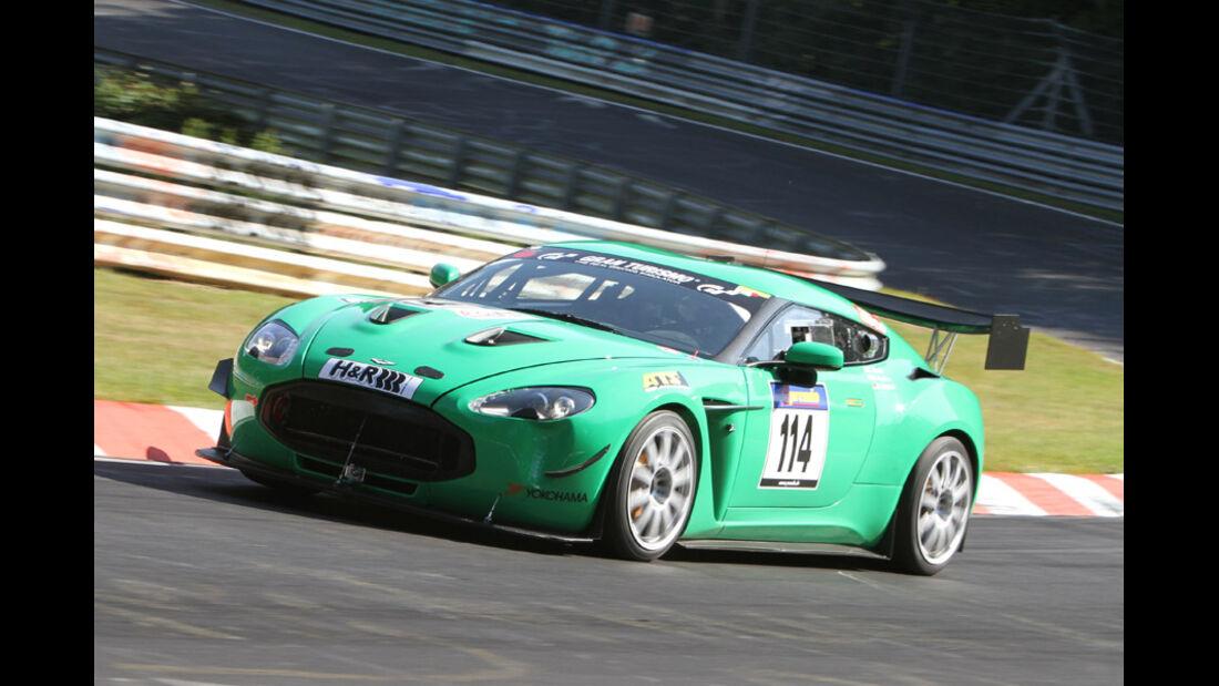 Startnummer #114, VLN, Langstreckenmeisterschaft Nürburgring, 2011