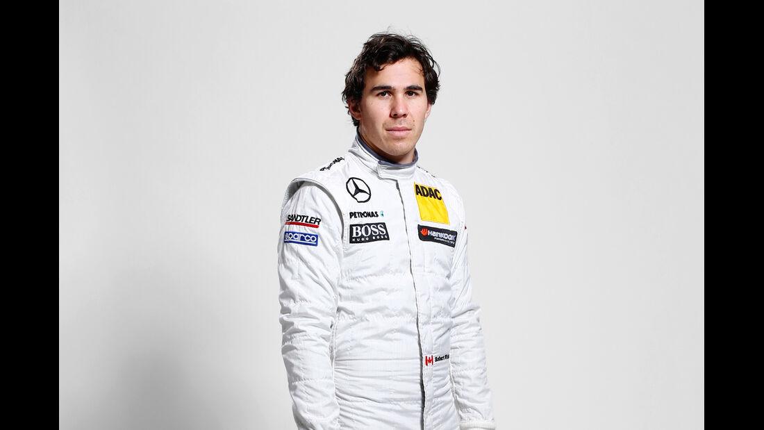 Startnummer 12 - Robert Wickens - Mercedes AMG DTM C-Coupé - DTM 2014