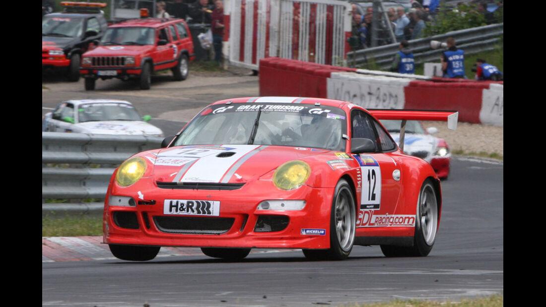 Startnummer #12, VLN, Langstreckenmeisterschaft Nürburgring, 2011