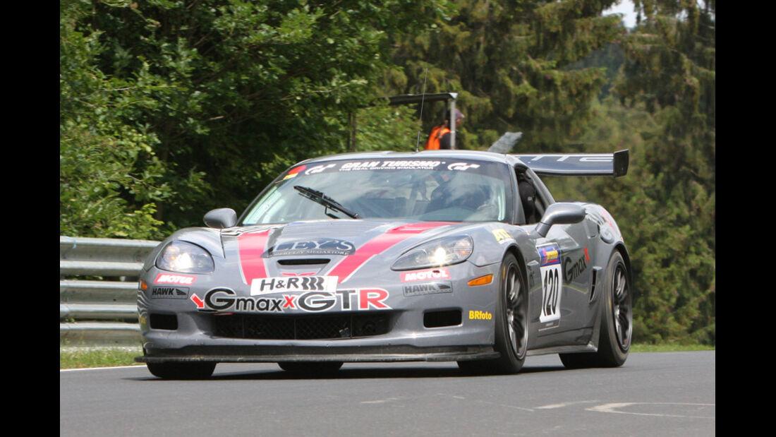 Startnummer #120, VLN, Langstreckenmeisterschaft Nürburgring, 2011