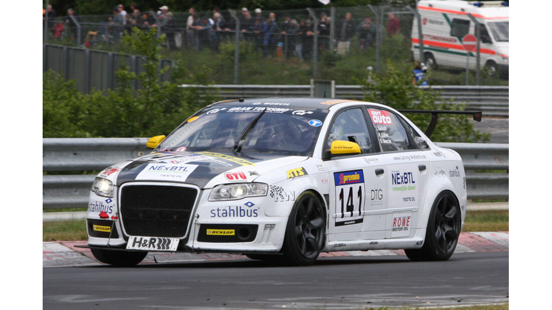 Startnummer #141, VLN, Langstreckenmeisterschaft Nürburgring, 2011